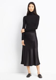 Vintage Polka Dot Slip Skirt