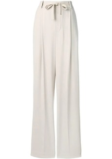 Vince wide leg tailored trousers