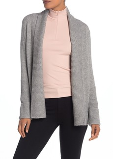 Vince Open Front Wool & Cashmere Cardigan