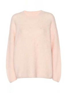 Vince Wool and mohair-blend sweater