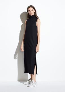 Vince Wool Turtleneck Dress