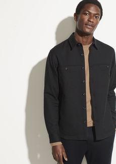Vince Workwear Shirt Jacket