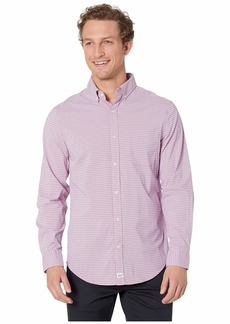 Vineyard Vines Bavaro Check Performance Classic Murray Shirt