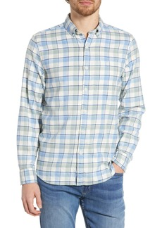 Vineyard Vines Bayside Slim Fit Plaid Sport Shirt
