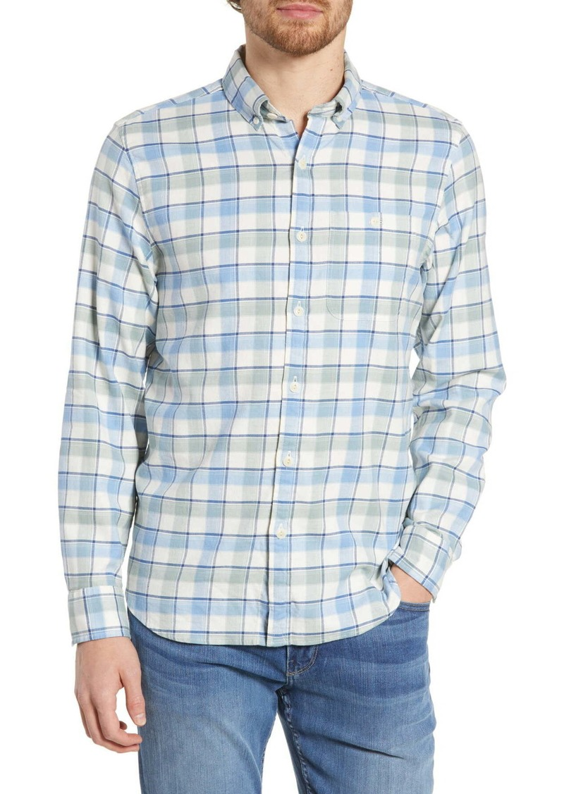 Vineyard Vines Bayside Slim Fit Plaid Sport Shirt