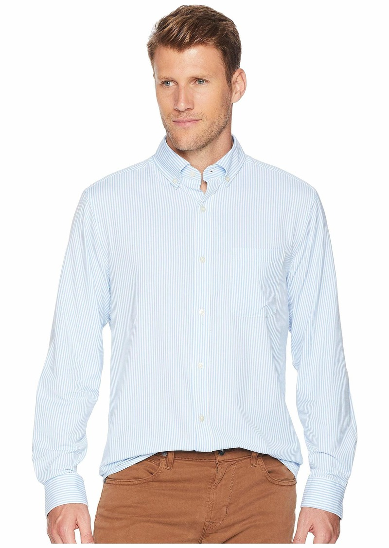 Vineyard Vines Beach ST Stripe Classic Murray Shirt