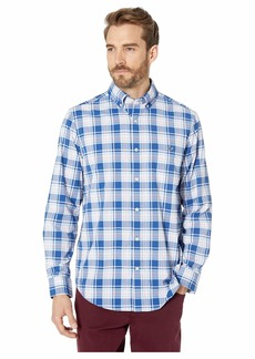 Vineyard Vines Belmond Plaid Performance Classic Fit Tucker Shirt
