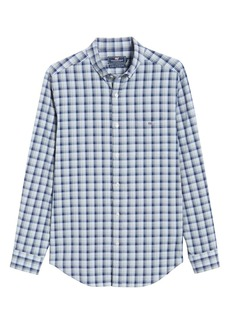 Vineyard Vines Black Water Classic Fit Tucker Sport Shirt