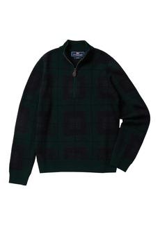 Vineyard Vines Blackwatch Sweater (Big Boys)