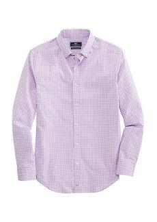 Vineyard Vines Blank Gingham Shirt