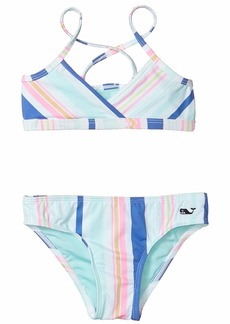 Vineyard Vines Boca Grande Stripe Bikini (Toddler/Little Kids/Big Kids)