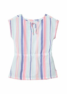 Vineyard Vines Boca Grande Stripe Cover-Up (Toddler/Little Kids/Big Kids)