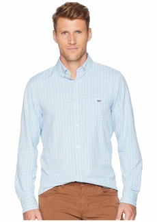 Vineyard Vines Boldwater Plaid Classic Tucker Shirt