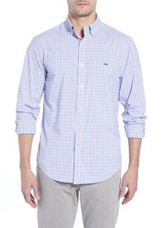 Vineyard Vines Boldwater Regular Fit Plaid Sport Shirt