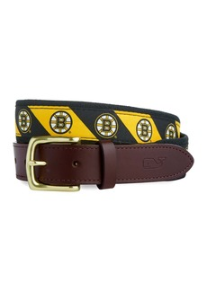 Vineyard Vines Boston Bruins Belt