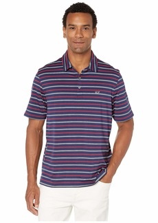 Vineyard Vines Camden Stripe Sankaty Polo