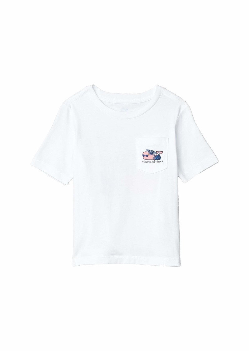 Vineyard Vines Class Of 2020 Graduation Whale Pocket T-Shirt (Toddler/Little Kids/Big Kids)