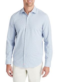 Vineyard Vines Cooper Slim Fit Wasatch Check Performance Shirt