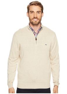Vineyard Vines Cotton 1/4 Zip Sweater