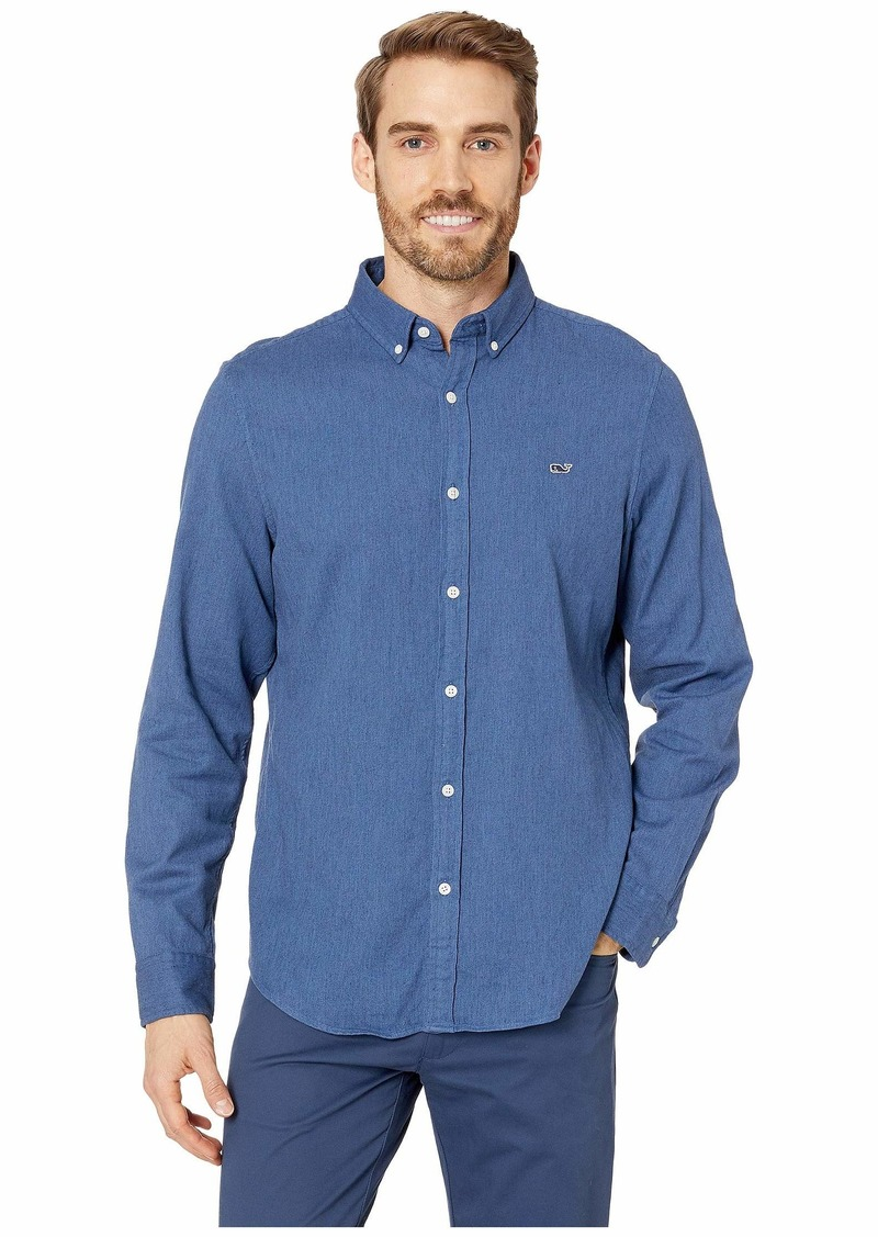 Vineyard Vines Crafts Field Slim Whale Shirt