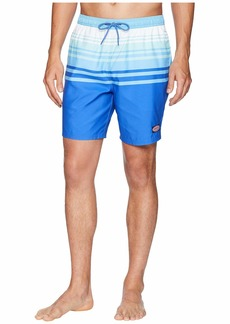 Vineyard Vines Dusk Stripe Chappy Swim Trunks