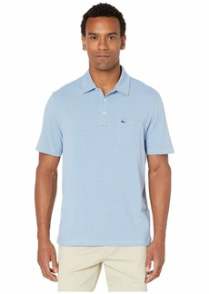Vineyard Vines Edgartown Pin Stripe Polo