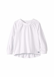 Vineyard Vines Elastic Tee (Toddler/Little Kids/Big Kids)