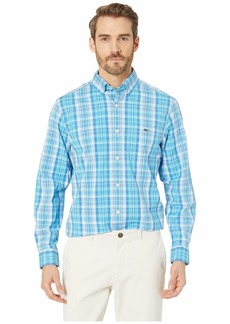 Vineyard Vines Gibbs Hill Plaid Classic Tucker Shirt