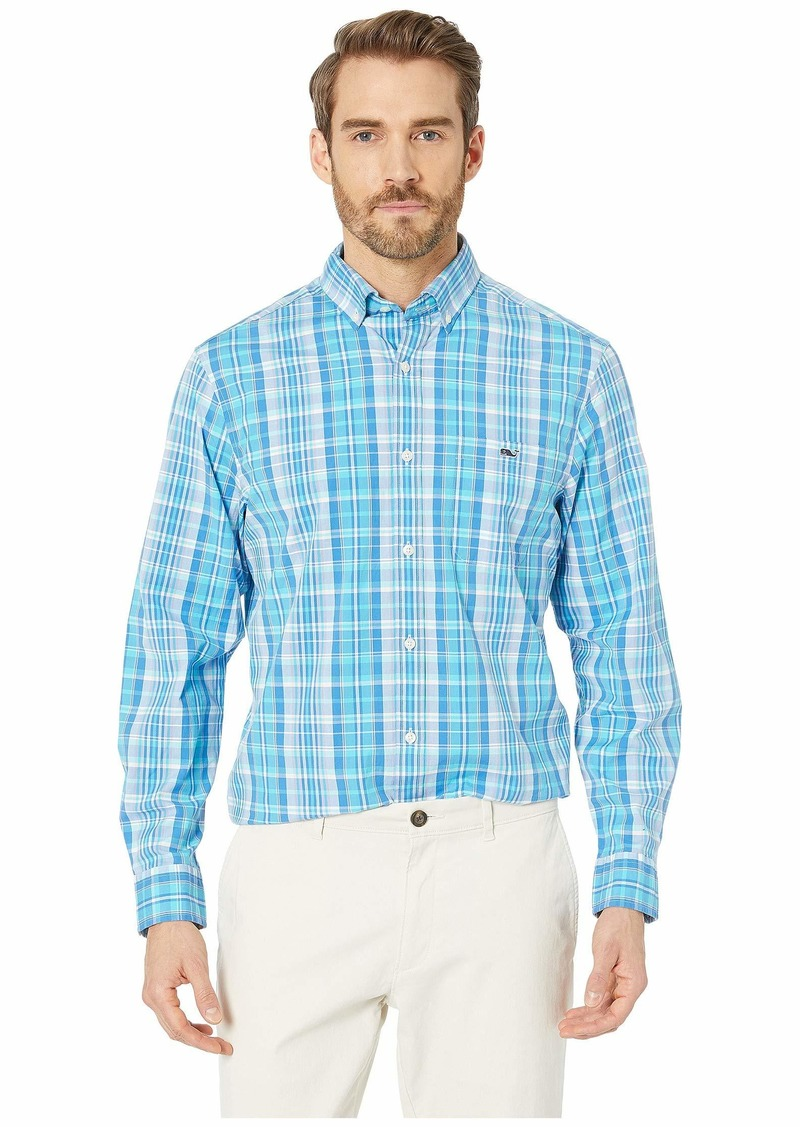 Vineyard Vines Gibbs Hill Plaid Classic Tucker Shirt