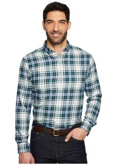 Vineyard Vines Hayward Point Plaid Slim Tucker Shirt