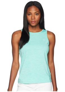 Vineyard Vines Heather Sport Peekaboo Tank Top