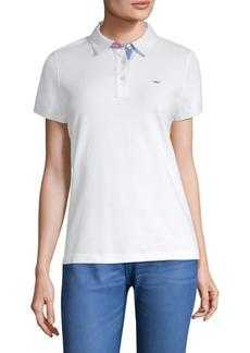 Vineyard Vines Heritage Patchwork Polo Shirt