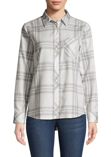 Vineyard Vines Ice Plaid Performance Button-Down Shirt
