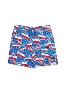 Vineyard Vines Little Boy's & Boy's Chappy Swim Trunks