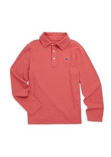 Vineyard Vines Little Boy's & Boy's Edgartown Polo Shirt