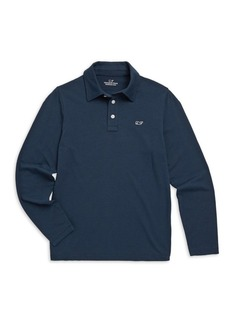 Vineyard Vines Little Boy's & Boy's Edgartown Polo Shirt