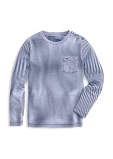 Vineyard Vines Little Boy's & Boy's Edgartown Top