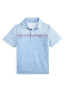 Vineyard Vines Little Boy's & Boy's Quick Drying Polo Shirt