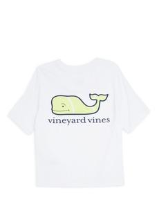 Vineyard Vines Little Boy's & Boy's Short-Sleeve Cotton Tennis Tee