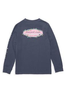 Vineyard Vines Little Boy's & Boy's Surf Lights Shirt