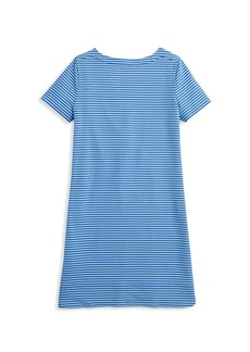 Vineyard Vines Little Girl's & Girl's Sankaty T-Shirt Dress