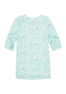 Vineyard Vines Little Girl's & Girl's Sealife Tunic