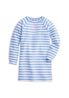 Vineyard Vines Little Girl's & Girl's Stripe Sweatshirt Dress
