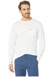 Vineyard Vines Long Sleeve Dockside Tee