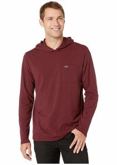 Vineyard Vines Long Sleeve Performance Edgartown Hoodie T-Shirt