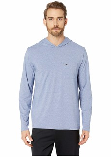Vineyard Vines Long Sleeve Performance Edgartown Hoodie T-Shirt