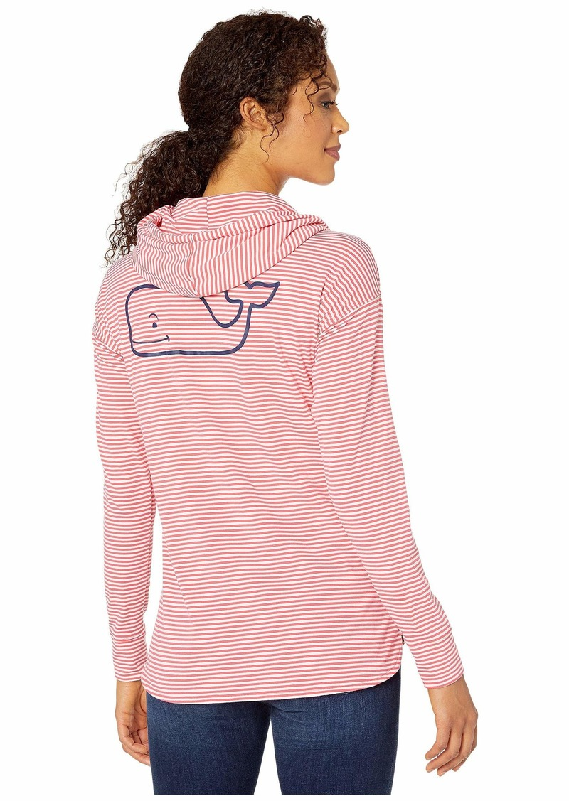 Vineyard Vines Long Sleeve Striped Edgartown Hoodie