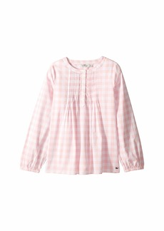 Vineyard Vines Lookout Gingham Popover (Toddler/Little Kids/Big Kids)