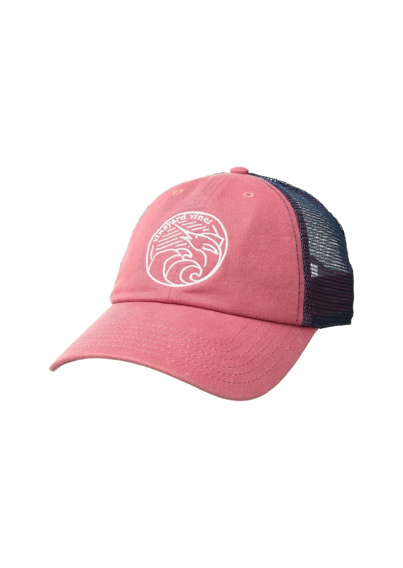 338fe494e1b On Sale today! Vineyard Vines Low Pro Decon Marlin Patch Trucker Hat