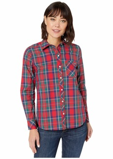 Vineyard Vines Merry Plaid Relaxed Button-Down